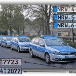 Behördenkennzeichen (hier: Landespolizei)