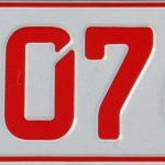 Oldtimerkennzeichen