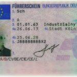 Kartenführerschein 2013 (Bildseite)
