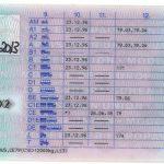 Kartenführerschein 2013 (Rückseite)
