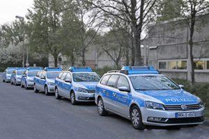 Streifenwagen aus NRW